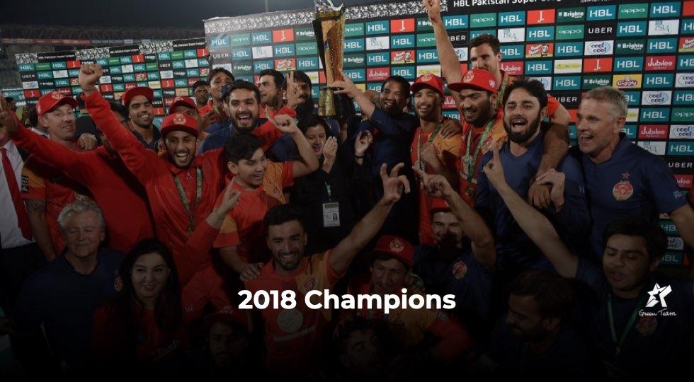 PSL Final: Islamabad United