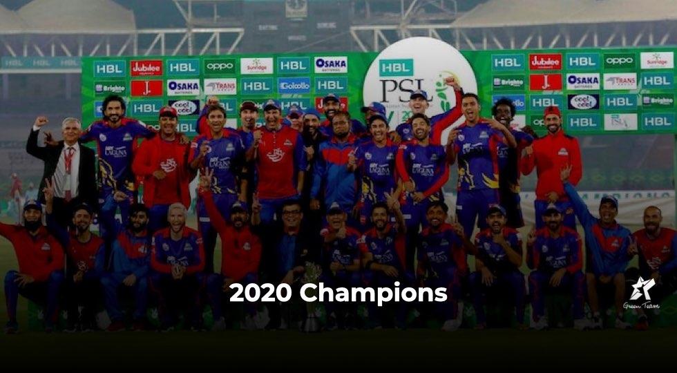PSL Final: Karachi Kings Champions