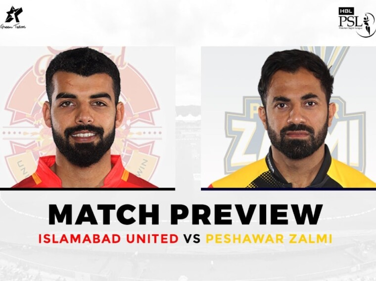 Shadab and Wahab in PSL 6 Eliminator