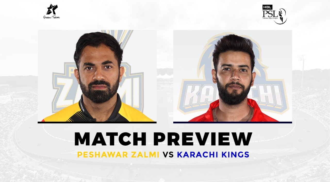 Wahab and Imad captains of PSL Eliminator