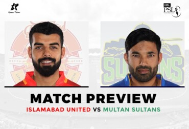Shadab and Rizwan captains of PSL Qualifier