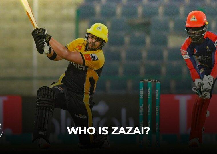 Hazratullah Zazai playing big shots