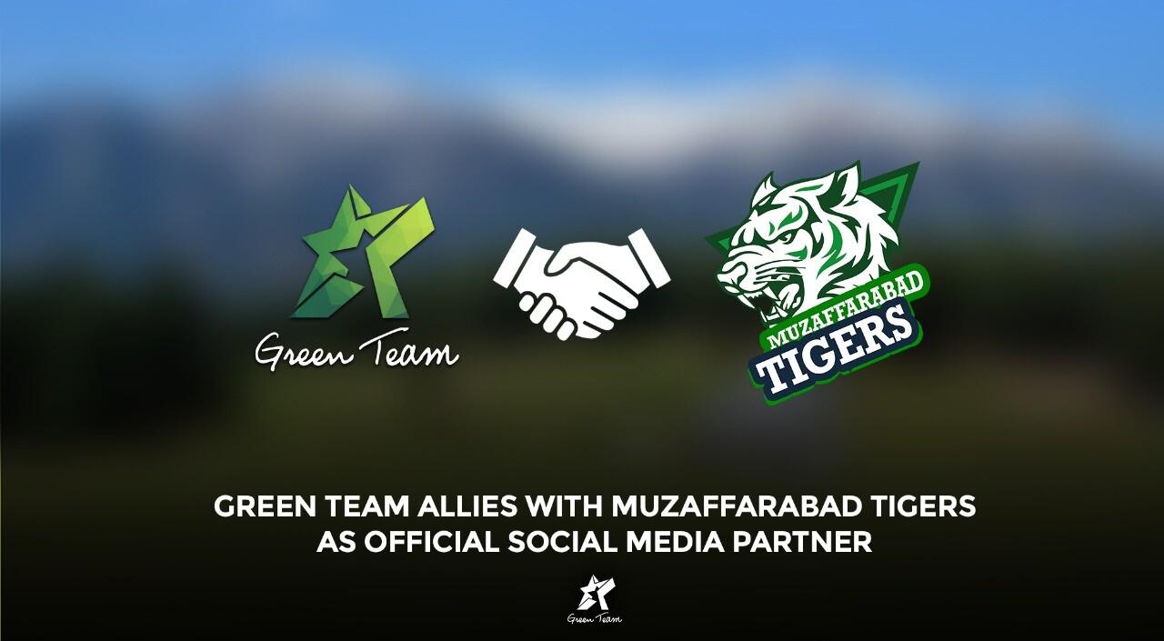 Muzaffarabad Tiger Social Media Partner