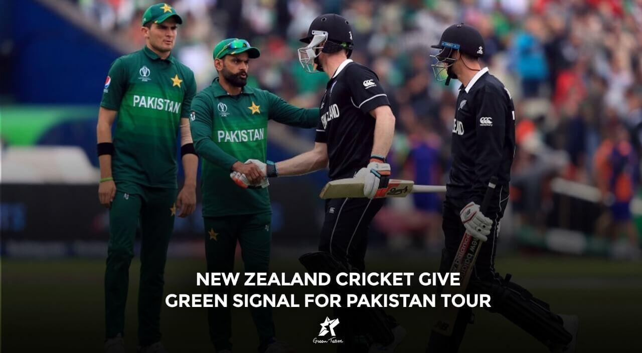 New Zealand Cricket Team Tour of Pakistan