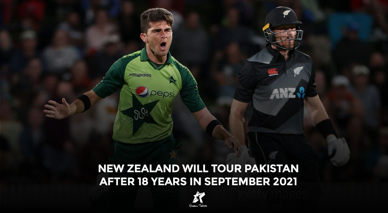 New Zealand will Tour Pakistan after 18 years
