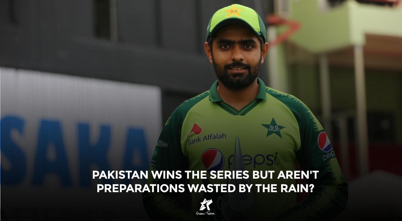 Pakistan Wins The Series