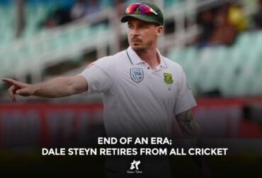 Dale Steyn Resigns
