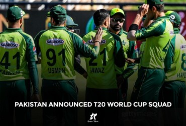 Pakistan Squad for ICC T20 World Cup 2021