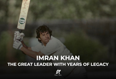 Imran Khan Great Leader
